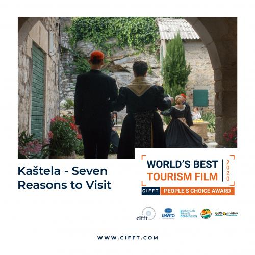 "Glasuj za film ""Kaštela-Seven Reasons to Visit"""